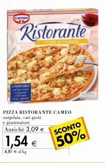 Ps i buoni sconto non sono nominativi, possono quindi essere stampati più  volte! In pratica potete farvi una super scorta di pizza per tutta la  famiglia!