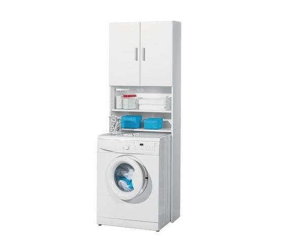 Mobile sopra lavatrice tovaglioli di carta - Mobile per lavatrice ikea ...