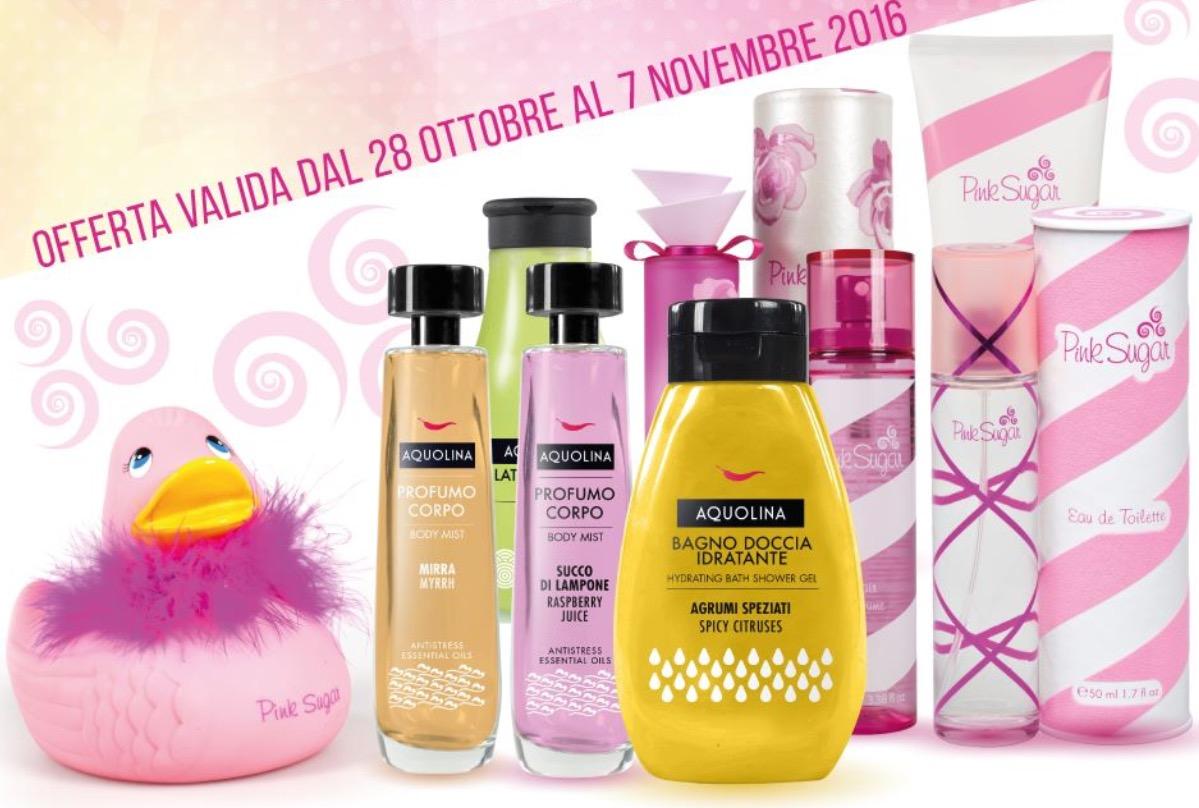 Bagno Doccia Aquolina : Paperella pink sugar in regalo con aquolina il forum di